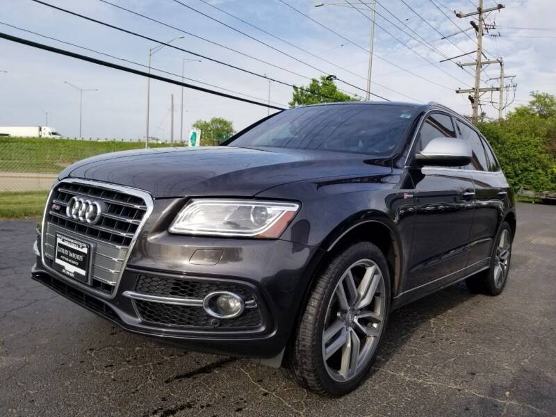2015 Audi SQ5 for sale at Luxury Imports Auto Sales and Service in Rolling Meadows IL