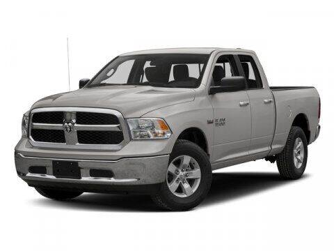 2016 RAM Ram Pickup 1500 for sale at Griffin Buick GMC in Monroe NC