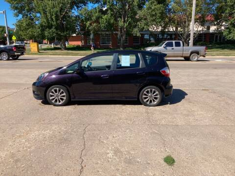 2013 Honda Fit for sale at Mulder Auto Tire and Lube in Orange City IA