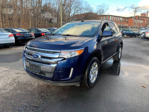 2011 Ford Edge for sale at Manchester Auto Sales in Manchester CT