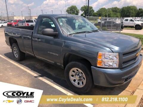 2012 Chevrolet Silverado 1500 for sale at COYLE GM - COYLE NISSAN - New Inventory in Clarksville IN