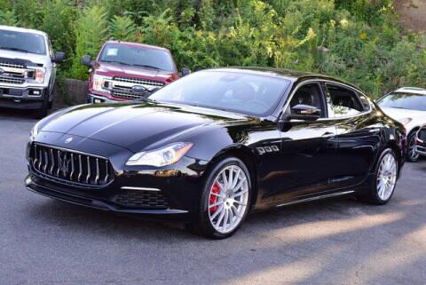 2017 Maserati Quattroporte for sale at Automall Collection in Peabody MA