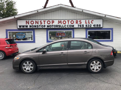 2009 Honda Civic for sale at Nonstop Motors in Indianapolis IN