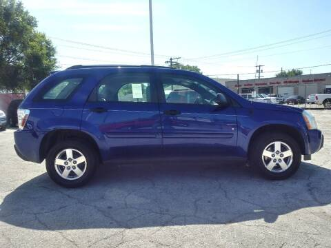 2006 Chevrolet Equinox for sale at Town & City Motors Inc. in Gary IN