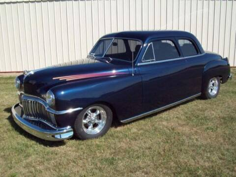 1949 Desoto Sedan for sale at Classic Car Deals in Cadillac MI
