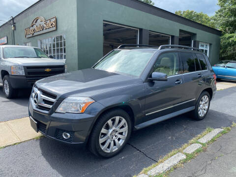 2010 Mercedes-Benz GLK for sale at Village Auto Sales in Milford CT