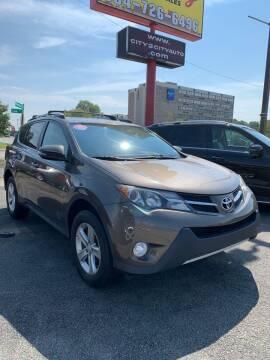 2013 Toyota RAV4 for sale at City to City Auto Sales in Richmond VA