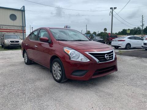2018 Nissan Versa for sale at Marvin Motors in Kissimmee FL