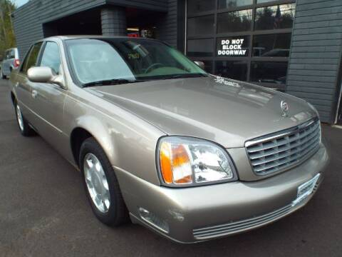 2000 Cadillac DeVille for sale at Carena Motors in Twinsburg OH