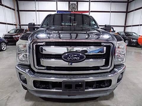 2012 Ford F-250 Super Duty for sale at Texas Motor Sport in Houston TX