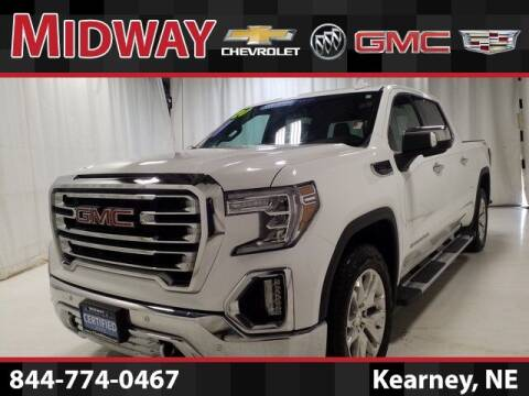 2020 GMC Sierra 1500 for sale at Midway Auto Outlet in Kearney NE