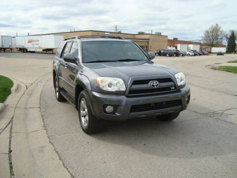 2006 Toyota 4Runner for sale at ARIANA MOTORS INC in Addison IL
