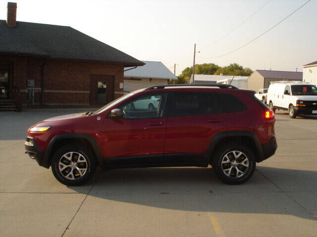 2015 Jeep Cherokee for sale at Quality Auto Sales in Wayne NE