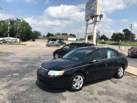 2006 Saturn Ion for sale at Patriot Auto Sales in Lawton OK