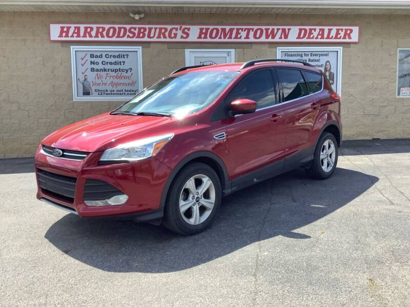 2016 Ford Escape for sale at Auto Martt, LLC in Harrodsburg KY