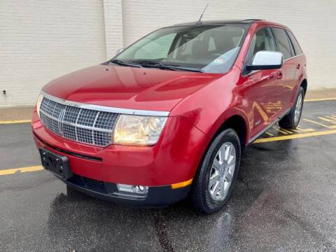 2007 Lincoln MKX for sale at Carland Auto Sales INC. in Portsmouth VA