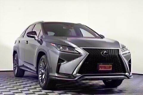 2017 Lexus RX 350 for sale at Washington Auto Credit in Puyallup WA