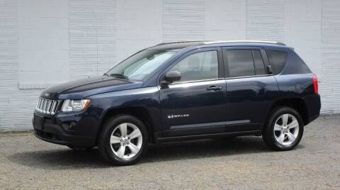 2013 Jeep Compass for sale at Kohmann Motors & Mowers in Minerva OH