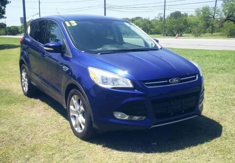 2013 Ford Escape for sale at H & H AUTO SALES in San Antonio TX
