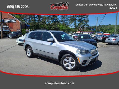 2011 BMW X5 for sale at Complete Auto Center , Inc in Raleigh NC