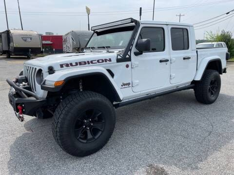 2020 Jeep Gladiator for sale at Modern Automotive in Boiling Springs SC
