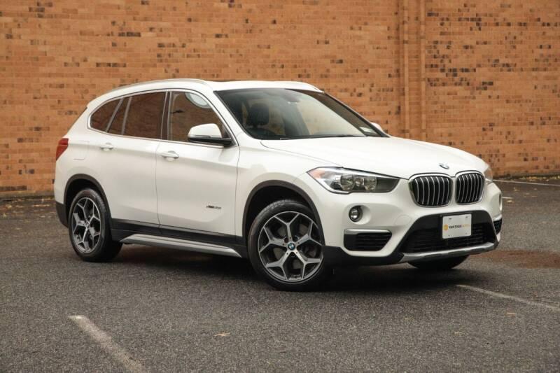 2018 BMW X1 for sale at Vantage Auto Wholesale in Moonachie NJ