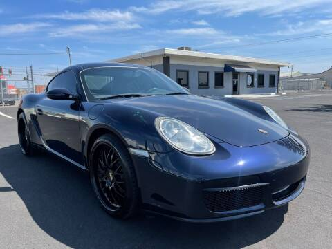 2008 Porsche Cayman for sale at Approved Autos in Sacramento CA