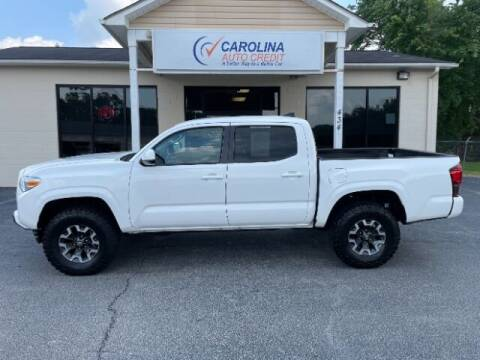 2019 Toyota Tacoma for sale at Carolina Auto Credit in Youngsville NC