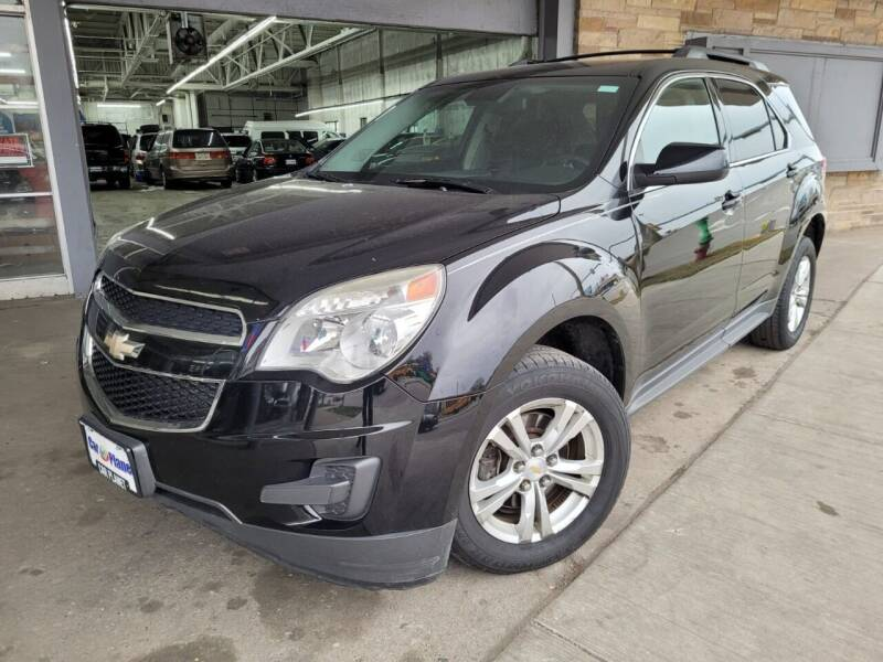 2012 Chevrolet Equinox for sale at Car Planet Inc. in Milwaukee WI