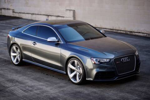 2013 Audi RS 5 for sale at MS Motors in Portland OR