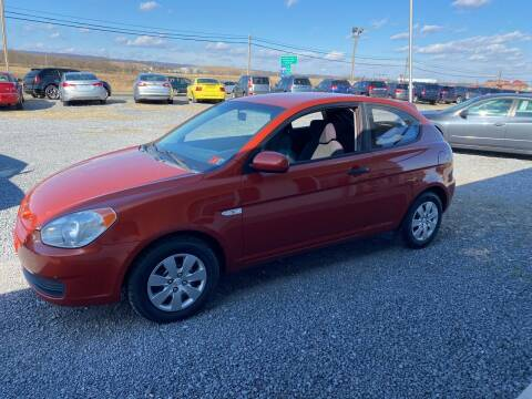 2010 Hyundai Accent for sale at Tri-Star Motors Inc in Martinsburg WV