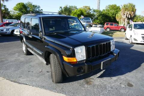 2006 Jeep Commander for sale at J Linn Motors in Clearwater FL