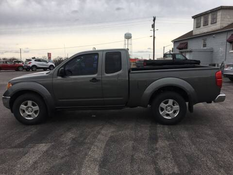 2008 Nissan Frontier for sale at Village Motors in Sullivan MO