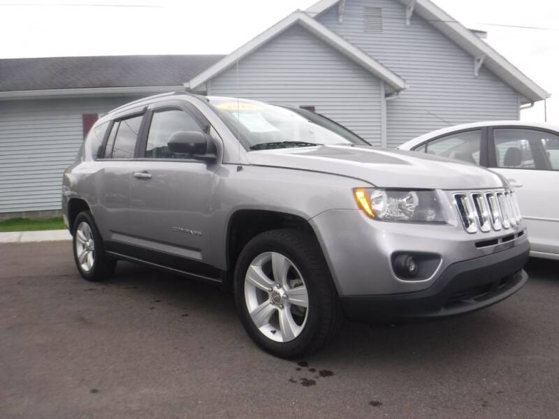 2016 Jeep Compass for sale at Rob Co Automotive LLC in Springfield TN