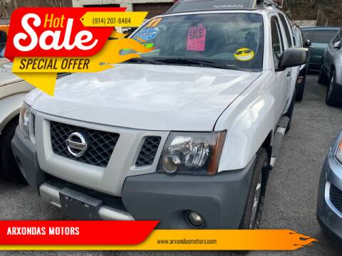 2011 Nissan Xterra for sale at ARXONDAS MOTORS in Yonkers NY