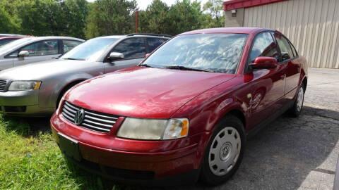 1999 Volkswagen Passat for sale at ARP in Waukesha WI
