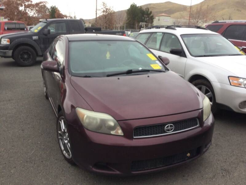 2007 Scion tC for sale at Small Car Motors in Carson City NV
