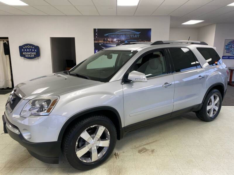 2012 GMC Acadia for sale at Used Car Outlet in Bloomington IL