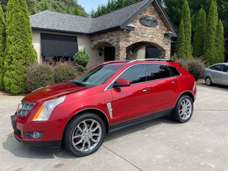2010 Cadillac SRX for sale at Hoyle Auto Sales in Taylorsville NC