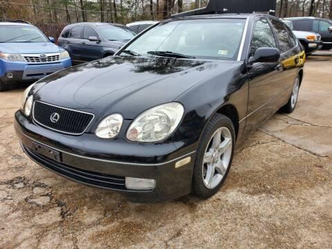 2004 Lexus GS 300 for sale at Oceana Motors in Virginia Beach VA