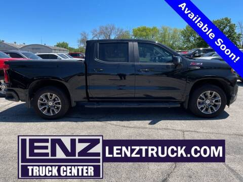 2019 Chevrolet Silverado 1500 for sale at LENZ TRUCK CENTER in Fond Du Lac WI