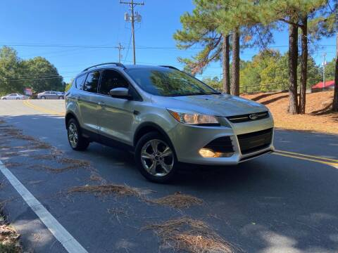 2016 Ford Escape for sale at THE AUTO FINDERS in Durham NC