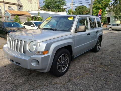 2009 Jeep Patriot for sale at Devaney Auto Sales & Service in East Providence RI