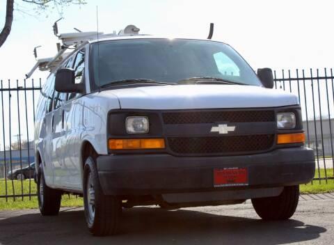 2013 Chevrolet Express Cargo for sale at Avanesyan Motors in Orem UT