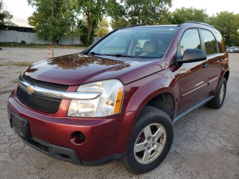2007 Chevrolet Equinox for sale at Flex Auto Sales in Cleveland OH