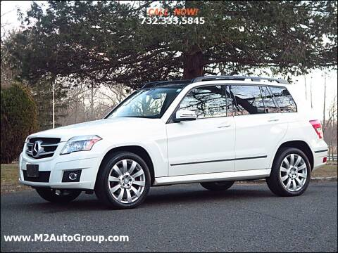 2011 Mercedes-Benz GLK for sale at M2 Auto Group Llc. EAST BRUNSWICK in East Brunswick NJ