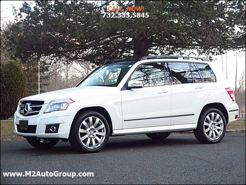2011 Mercedes-Benz GLK for sale at M2 Auto Group Llc. EAST BRUNSWICK in East Brunswick NJ