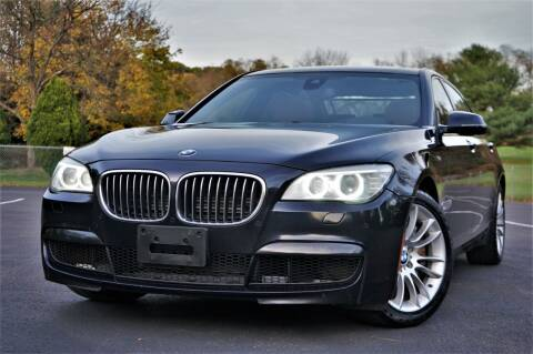 2013 BMW 7 Series for sale at Speedy Automotive in Philadelphia PA
