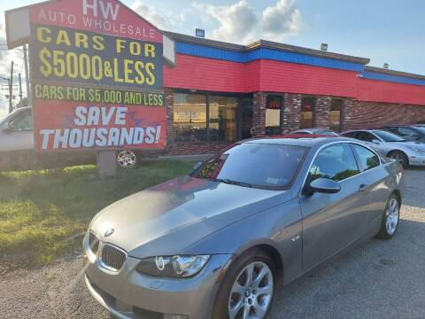 2007 BMW 3 Series for sale at HW Auto Wholesale in Norfolk VA