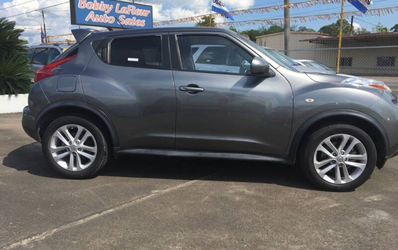 2011 Nissan JUKE for sale at Bobby Lafleur Auto Sales in Lake Charles LA